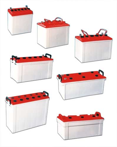 PP Battery Container