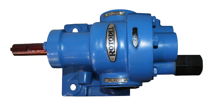 HGN Type Rotary Gear Pump 01