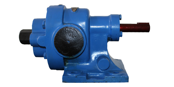 HGN Type Rotary Gear Pump 02