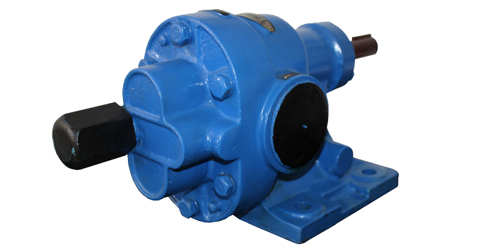 HGN Type Rotary Gear Pump 03