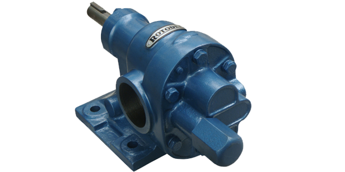 HGN Type Rotary Gear Pump 05