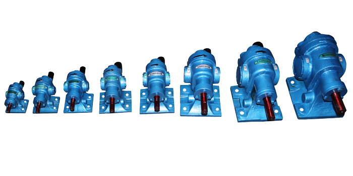 HGN Type Rotary Gear Pump 07