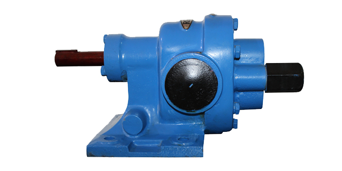 HGN Type Rotary Gear Pump 08