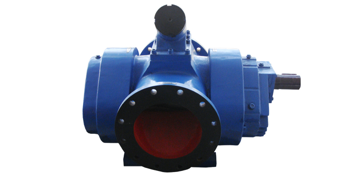NDX Type Rotary Triple Twin Gear Pump 01