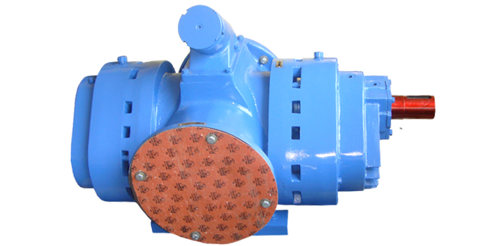 NDX Type Rotary Triple Twin Gear Pump