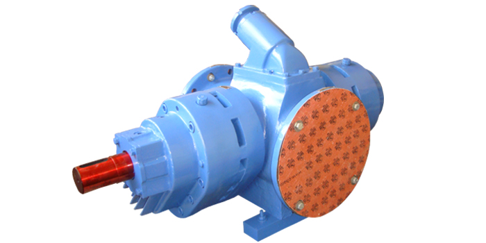 NDX Type Rotary Triple Twin Gear Pump 03