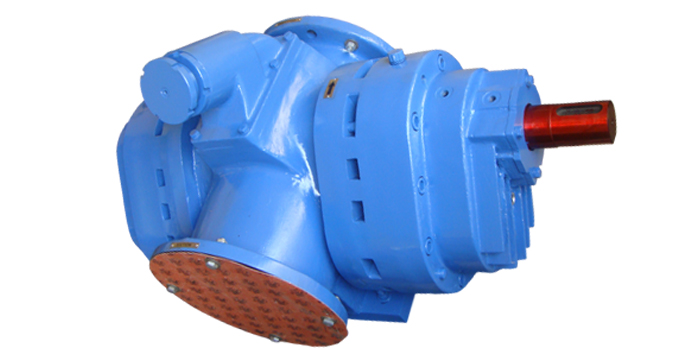 NDX Type Rotary Triple Twin Gear Pump 04