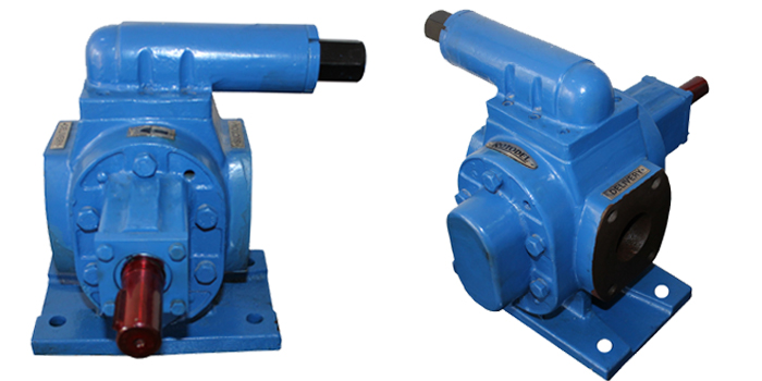 RDBX-RDNX Type Rotary Gear Pump 01