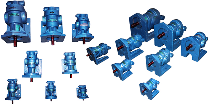 rotary oil pumps