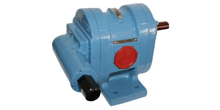 SPN Type Rotary Gear Pump 03