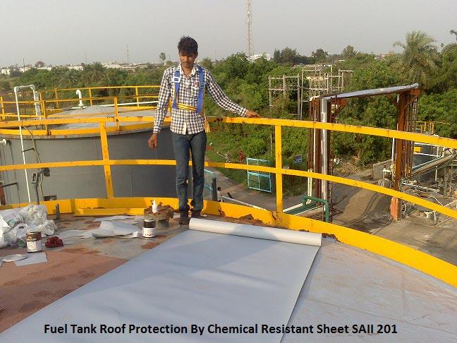 Chemical Resistant Sheets SAII 201