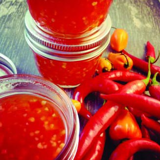 Sweet Chilly Sauce