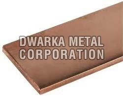 Beryllium Copper Flat Bars
