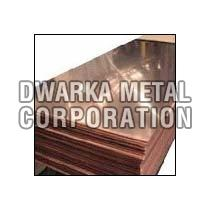 Copper Nickel Sheets