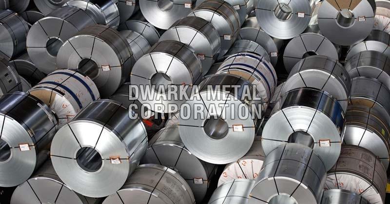 Gunmetal SS Coils