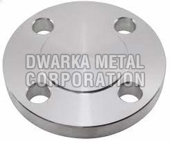 Stainless Steel  Blind Flange 01