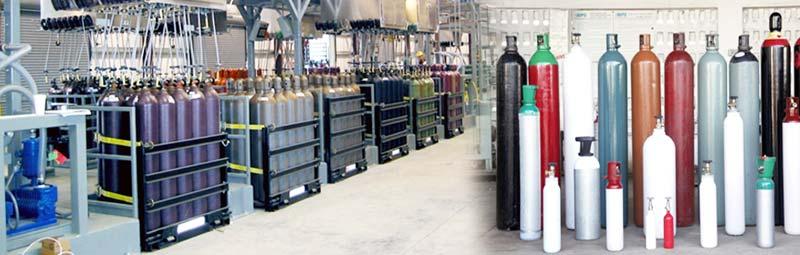 Instrument Gas Cylinder