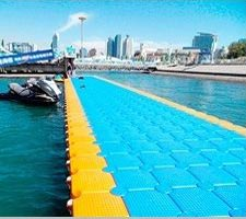 Floating Jetties