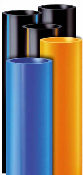 HDPE Pipe (PE 63)