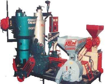 Multi Purpose Gasifier