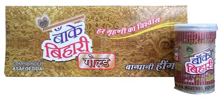 25gm Bankey Bihari Gold Asafoetida Powder