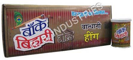 50gm Bankey Bihari Gold Asafoetida Powder