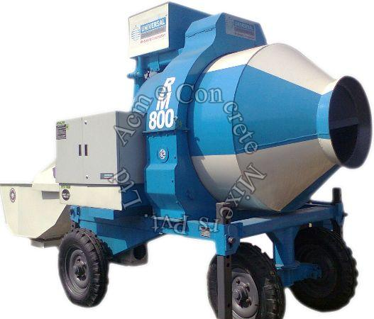 Concrete Mobile Batching Machine (RM800, 1050 & 1400)