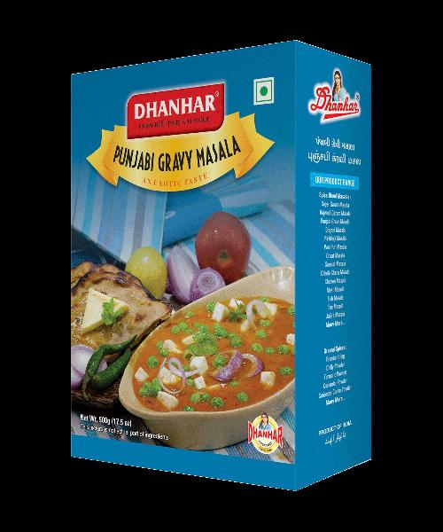 Punjabi Gravy Masala (500g) 02