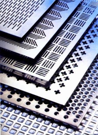 Metal Perforates Sheet & Wire Mesh