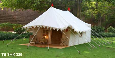 Swiss Cottage Tents 02