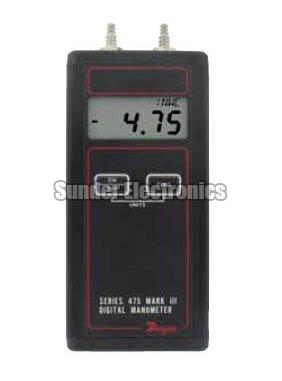 Handheld Digital Manometer