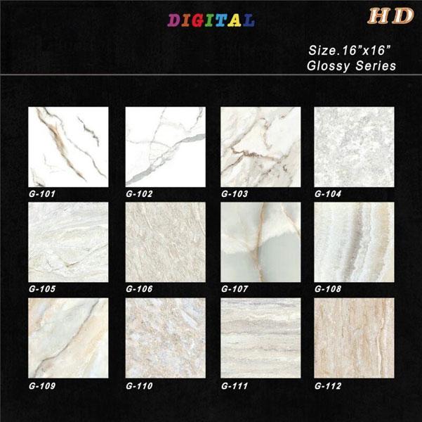 Ceramic Floor Tiles (400x400mm)