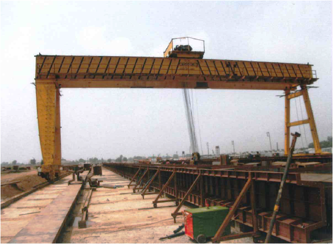Deck Leg Gantry Crane