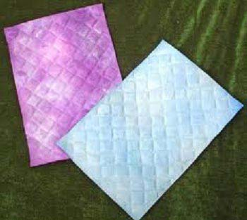 Coloured Blotting Paper