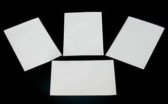 Handmade Cotton Pulp Sheets