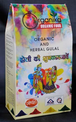 Organic Gulal