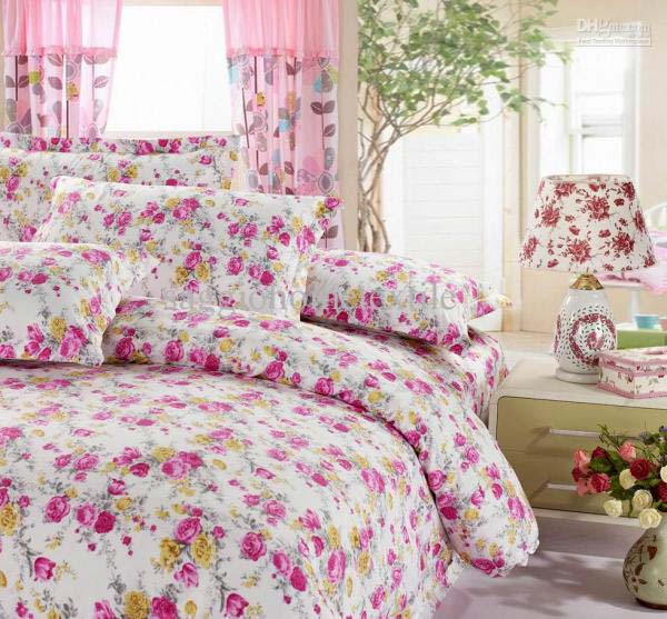Polyester Cotton Bed Linen