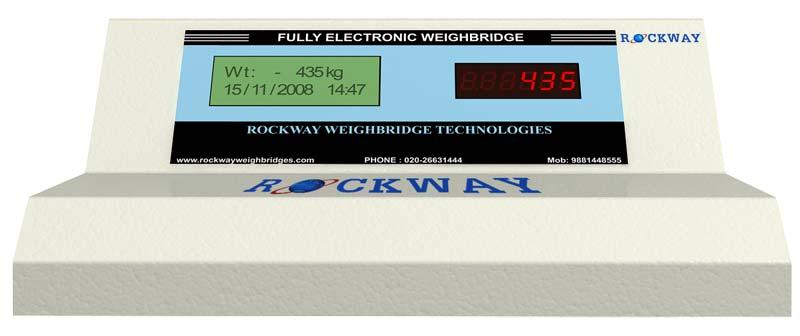 Weighbridge Indicator