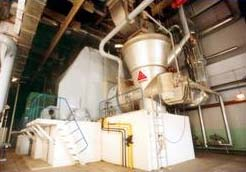 Double Inlet and Double Outlet Coal Mill