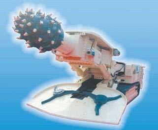 Boring Machine (EBZ200)