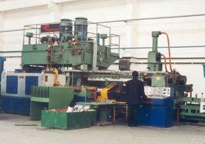 Hydraulic Extrusion Press