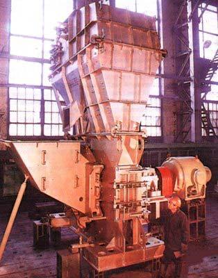 MB Beater Wheel Coal Mill