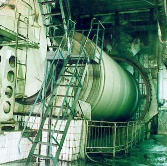 MTZ Tube Steel Ball Coal Mill