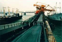 Port Material Handling System