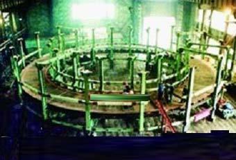 Ring Cooling Machine