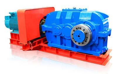 Three Ring Gear Reducer