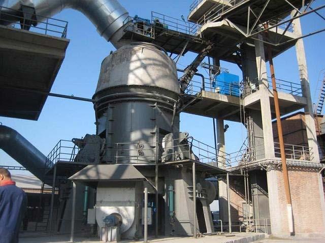 MLS Type Vertical Roller Mill