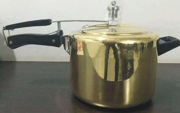 Brass Cooker