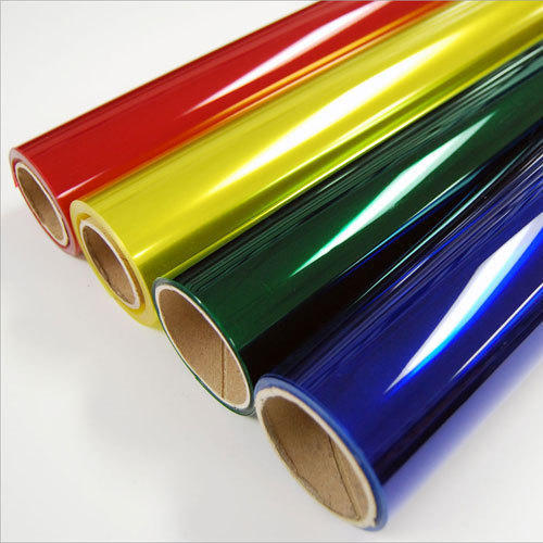 Colored Shrink Film