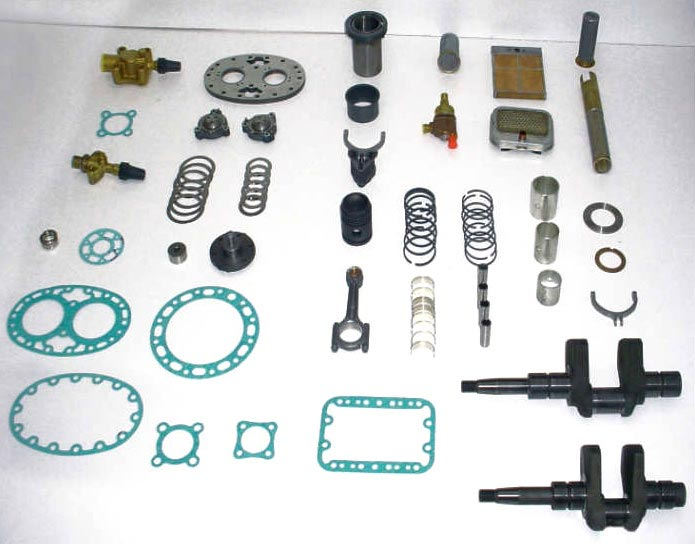 Carrier Compressor Spare Parts